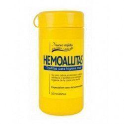 HEMOALLITAS HIGIENE ANAL 50...