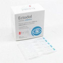 ECTODOL SOL OFTAL 30 MONODOSIS
