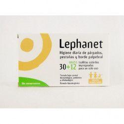 LEPHANET TOALLITAS 30...