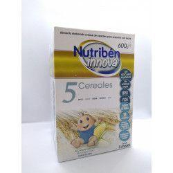 NUTRIBEN INNOVA 5 CEREALES...
