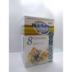 NUTRIBEN INNOVA 8 CEREALES...