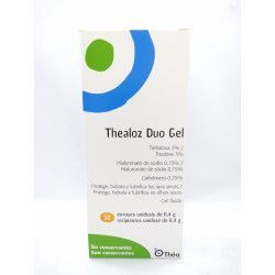 THEALOZ DUO GEL ESTERIL...
