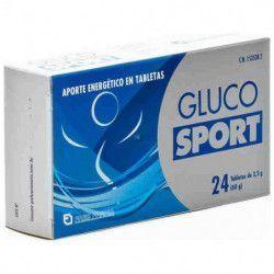 GLUCOSPORT TABLETAS 2.5 G...