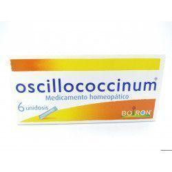 OSCILLOCOCCINUM 6 DOSIS