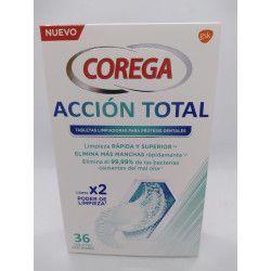 COREGA ACCION TOTAL...
