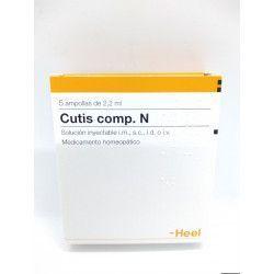 CUTIS COMPOSITUM 5 AMPOLLAS
