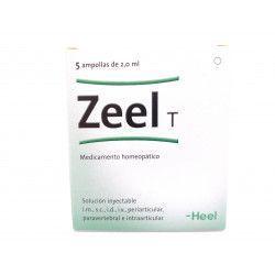 ZEEL T 5 AMP HEEL