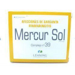 MERCURIUS SOLUBILIS Nº 39
