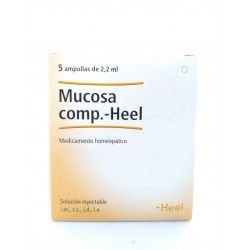 MUCOSA COMPOSITUM 5 AMPOLLAS