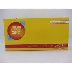 LABCATAL 18 ZINC 28 AMP 2 ML