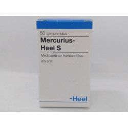 MERCURIUS-HEEL 50 COMPRIMIDOS