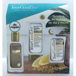 YOUR GOOD SKIN PACK DIA NOCHE