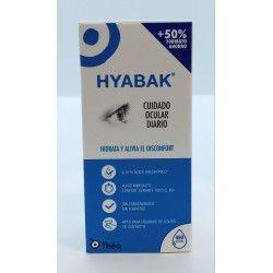 HYABAK COLIRIO 1 ENVASE 15 ML
