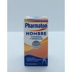PHARMATON HOMBRE 30...