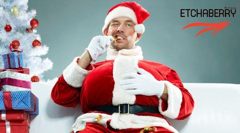 Evita los excesos navideños
