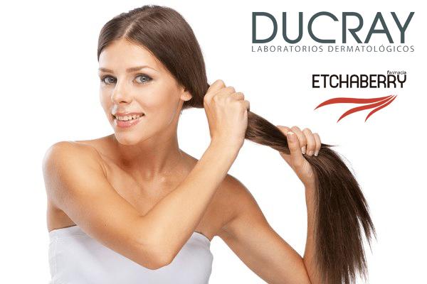 Cuida tu cabello con los descuentos Ducray
