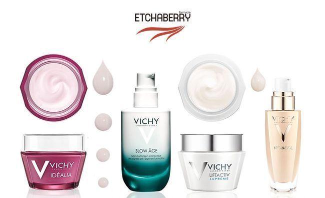 Cuida tu piel con lo mejor de lo mejor, Vichy