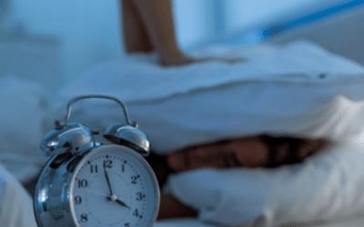 ¿Sufres de insomnio?