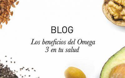 Omega 3 y sus múltiples beneficios para tu salud